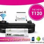 HP Designjet T120 ePrinter 24-in