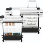 HP Designjet T525 24-in & 36-in Printer